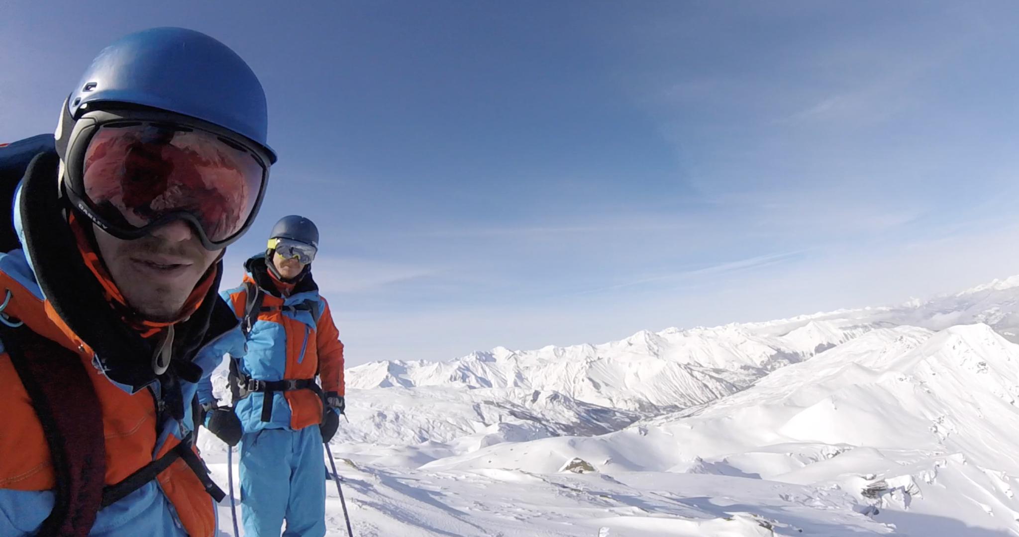 test technique ski